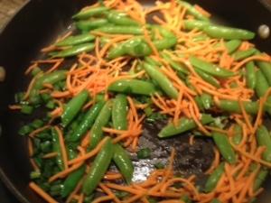pad thai veggies