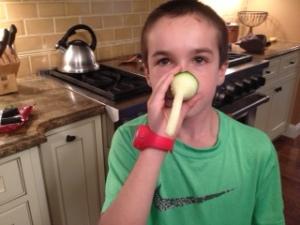 zucchini nose
