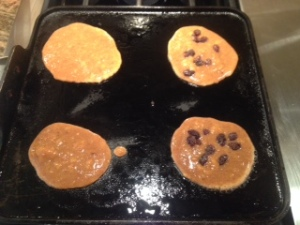 pumpkin pancakes 3