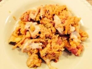 leftover paella