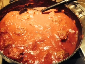 sloppy joe meatballs