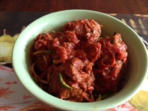 sundried tomato meatballs