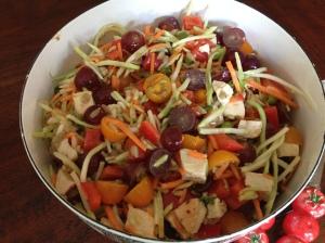 broc slaw salad