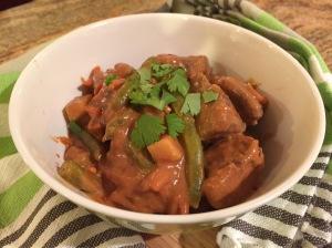 thai beef stew