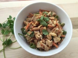 thai chix salad