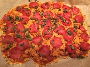 pizza-ish
